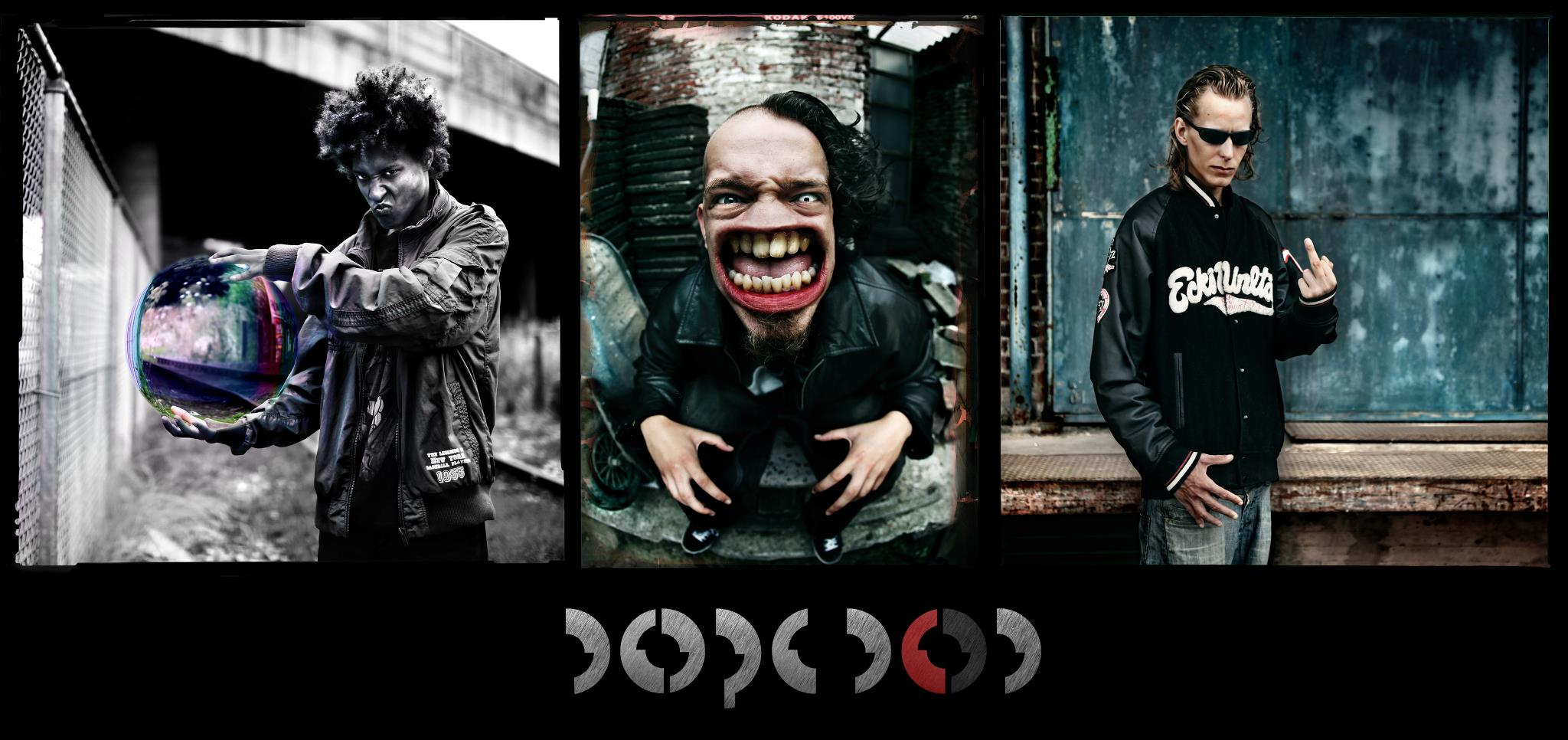 Dope Dod Branded Dope Dod Consists of Three